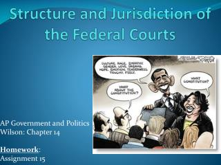 Structure and Jurisdiction of the Federal Courts