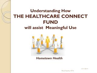 Understanding  How  THE HEALTHCARE CONNECT FUND  will assist   Meaningful Use