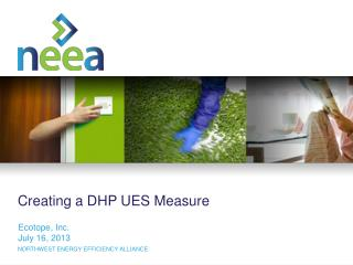 Creating a DHP UES Measure