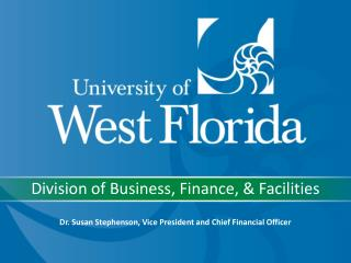 Division of Business, Finance, & Facilities