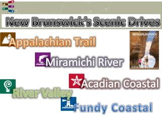 New Brunswick's  Scenic Drives