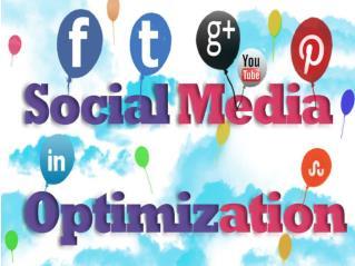 Social media optimization - Crocuss