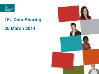 16+ Data  Sharing 26 March 2014