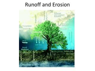Runoff and Erosion