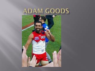 Adam Goods
