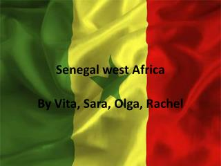 Senegal west Africa