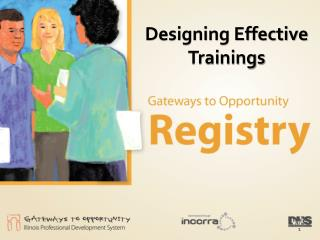 Designing Effective Trainings
