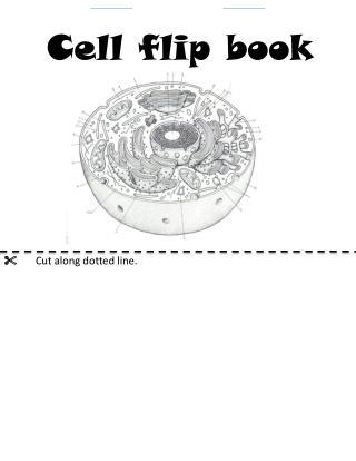 Cell flip book
