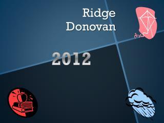 Ridge Donovan