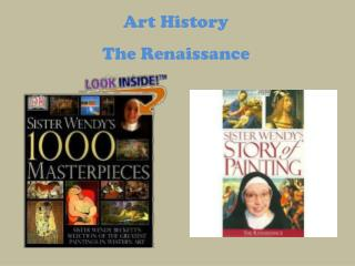 Art History The Renaissance
