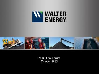 NEBC Coal Forum October 2013