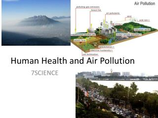 Human Health and Air Pollution