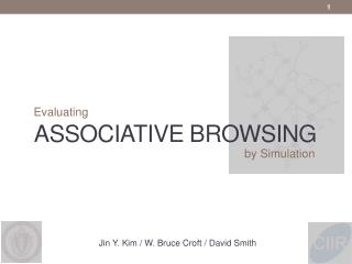 ASSOCIATIVE BROWSING