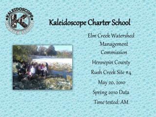 Kaleidoscope Charter School