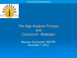The Gap Analysis Process  and  Curriculum  Redesign