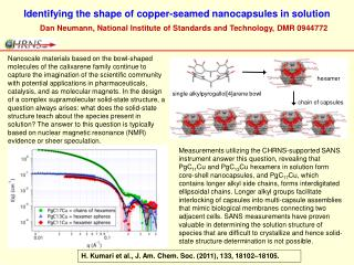 H. Kumari et  al., J. Am. Chem. Soc.  (2011),  133, 18102– 18105.