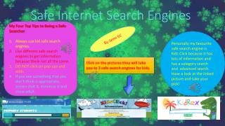 Safe Internet Search Engines