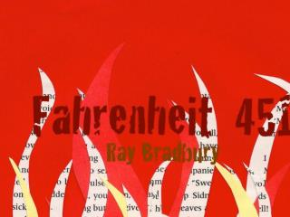 Fahrenheit 451   Warm-Up #1
