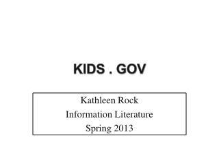 KIDS . GOV