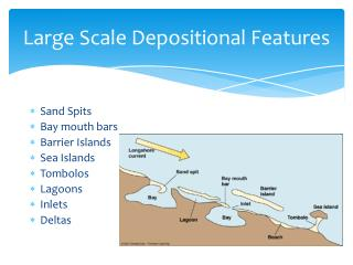 Large Scale Depositional Features