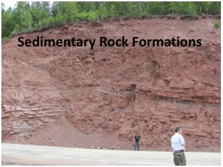 Sedimentary Rock Formations