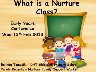What is a Nurture Class?