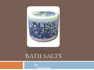 PPT Compartment Syndrome After Bath Salts Use A Case Series PowerPoint P