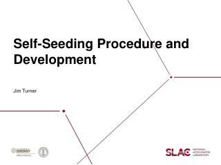 Self-Seeding Procedure and Development