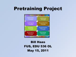 Pretraining Project