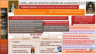 23 Decanato de  Ntra.  Señora  de Guadalupe