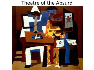 Theatre of the Absurd