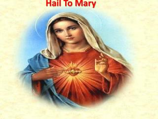 Hail To Mary