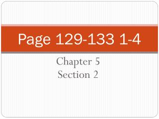 Page 129-133 1-4