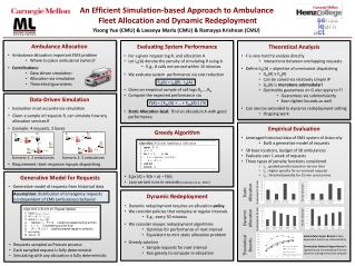 An Efficient Simulation-based Approach to Ambulance  Fleet Allocation and Dynamic Redeployment