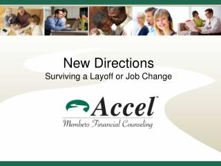 New Directions  Surviving a Layoff or Job Change