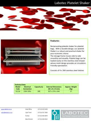 Labotec Platelet Shaker