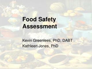 Food Safety Assessment