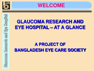 Glaucoma Research and Eye Hospital