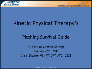 Kinetic Physical Therapy's
