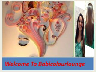 Best Hairdresser in Sydney With Babicolourlounge