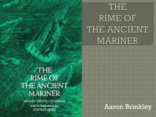 "the rime of the ancient mariner theme essay Below you will find four outstanding thesis statements / paper topics for ""the rime of the ancient mariner which can be used as essay starters."