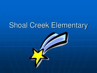 Shoal Creek Elementary