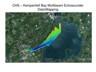 CHS – Kempenfelt Bay Multibeam Echosounder Data\Mapping