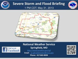 Severe Storm and Flood  Briefing
