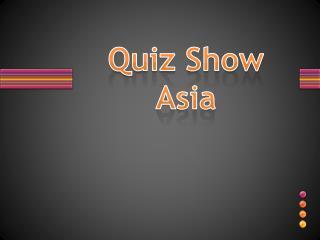 Quiz Show Asia