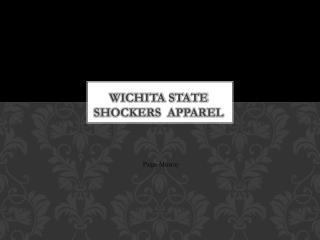 Wichita State Shockers  Apparel