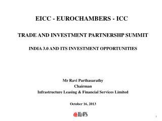 EICC - EUROCHAMBERS - ICC