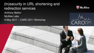 (In)security in URL shortening and redirection services