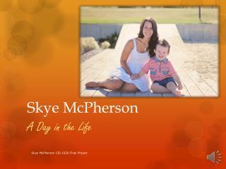 Skye McPherson