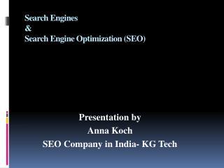 Local seo  | SEO Company in India